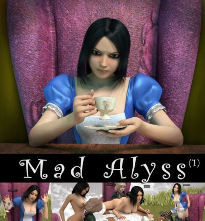 Mad Alyss- Amusteven