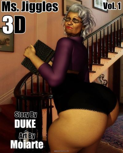 Ms Jiggles 3D 1- Duke Honey