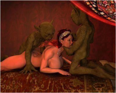 Captain Maia & The Goblin Treasure - part 3