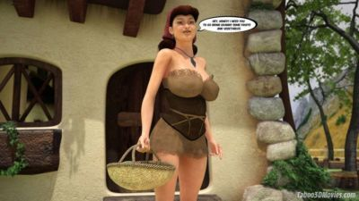 The Amazing Sex Adventures Of Busty Red…