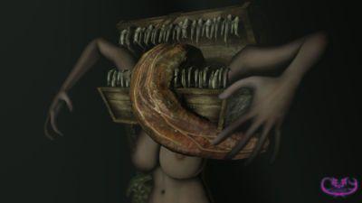 藝術家 creepychimera - 一部分 8