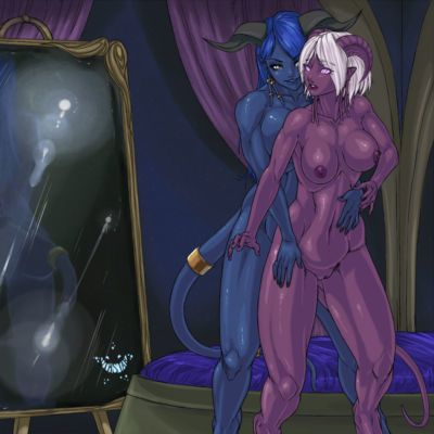 Warcraft Futa - part 3