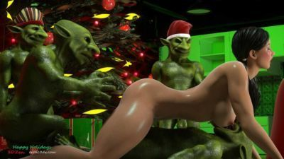 Carinas Nightmare Before Christmas - part 3