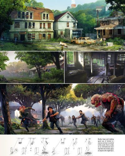 The Art of The Last of Us - part 5