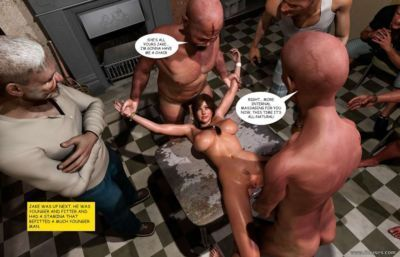 Lost Bet – Petra Helps The Elderly - part 6