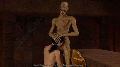 darksould - قبر رايدر - على الموت قناع من kuk bahlam - جزء 3