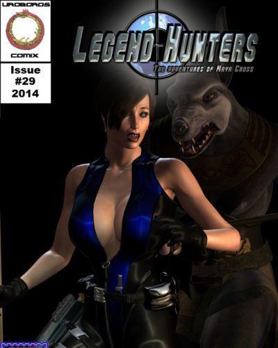 Legend Hunters 29-35