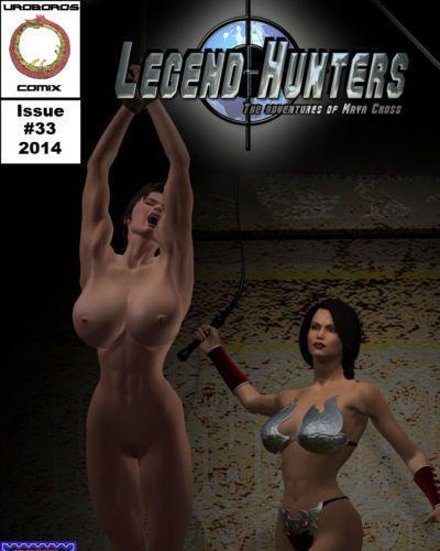 Legend Hunters 29-35 - part 4