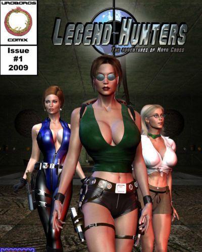 Legend Hunters 01 - 14