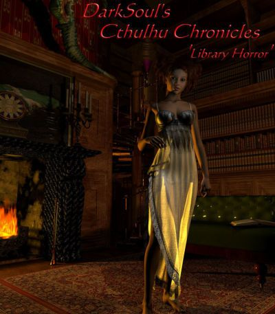 Cthulhu Chronicles Library Horror