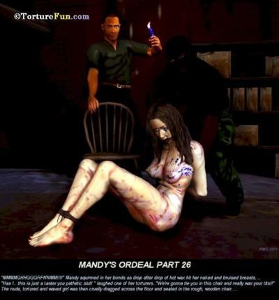 TortureFun - Mandys ordeal - part 2