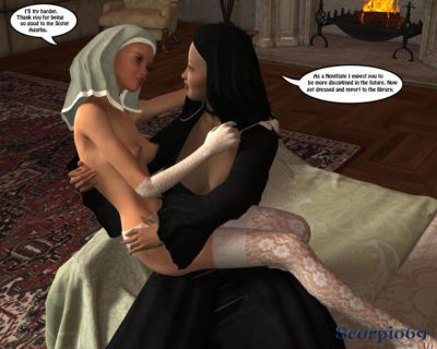 St Anastasia Finishing School- Chap 1: Blu In Peril - part 2