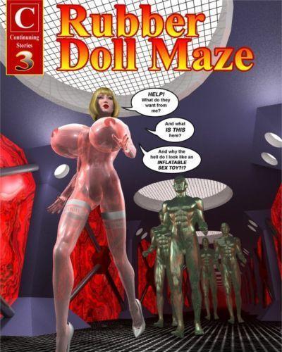 Rubber Doll Maze