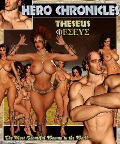 Hero Chronicles - Theseus