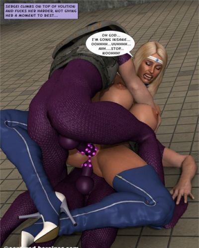 Object 31 - Revenge - part 7