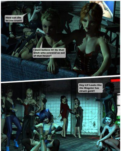 Domination House 3: Party Crash - part 2