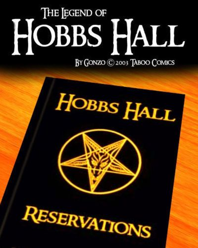 The Legend Of Hobbs Hall 01-24