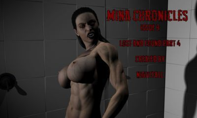Mina Chronicles Issue 9 - Lost and Found Part 4