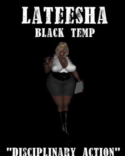 lateesha 黑色的 temp