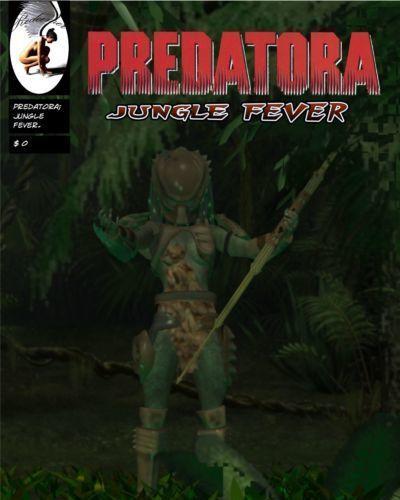 predator - yautja