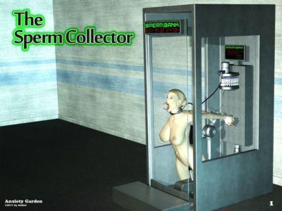 的 精子 收集器