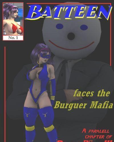 batteen 01 - 臉 的 漢堡 黑手黨