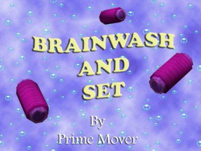 洗腦 和 設置