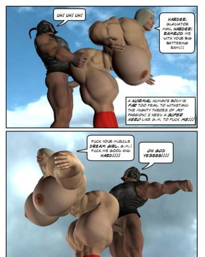 Ms. Muscless!!!! - part 2