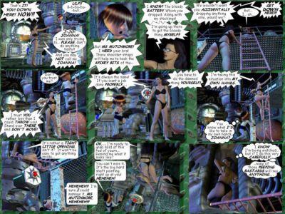 Joanna in Cyberhell - part 13