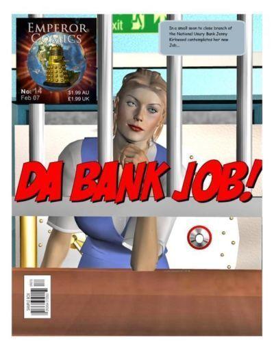 銀行 :工作: