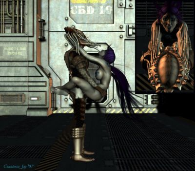 Monster-Tentacle-Beast Images 04