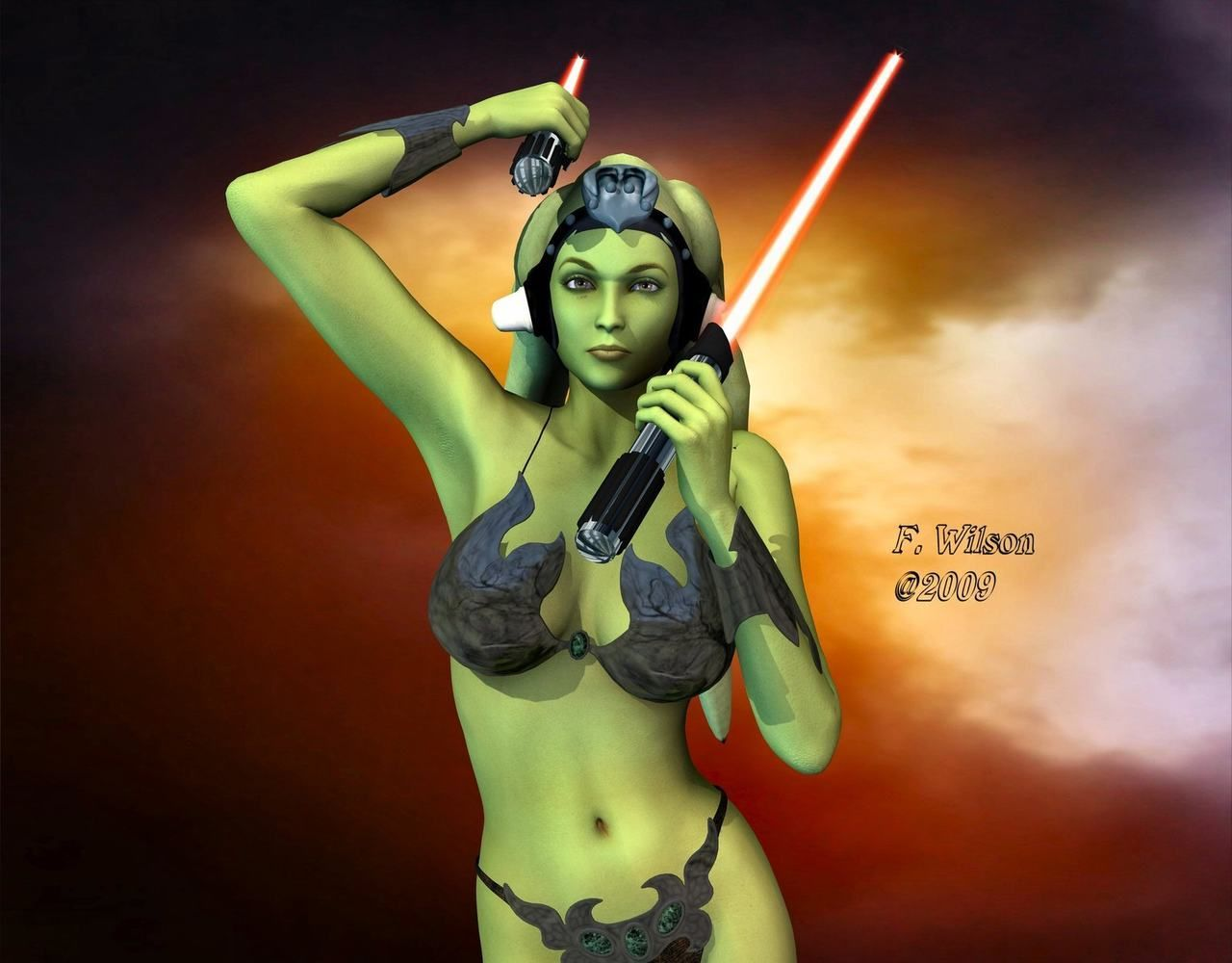 Twi'lek porn videos hentay gallery