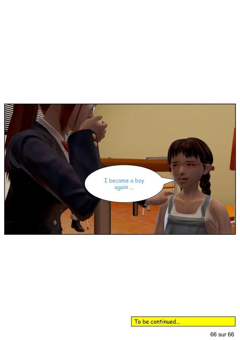 Body Transfer Vol.1 Ch.3 - part 4