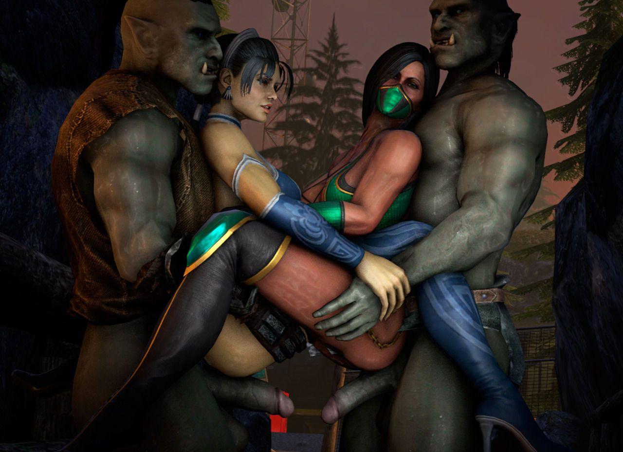Секс девушки из мортал комбат, Видеозаписи Sexual Games: Секс в компьютерных играх 10 фотография