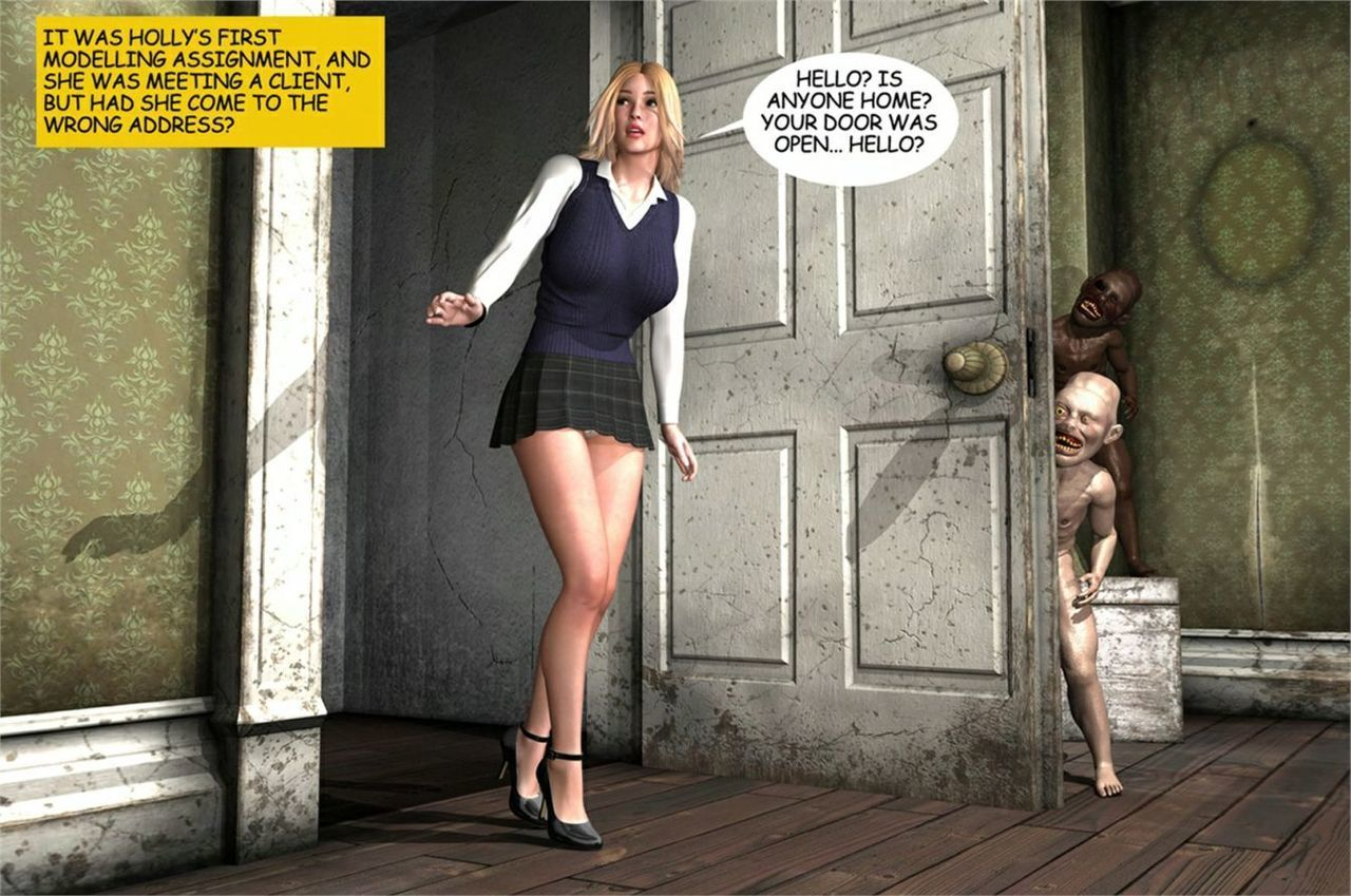 Holly´s Freaky Encounters - The Attic of Lust