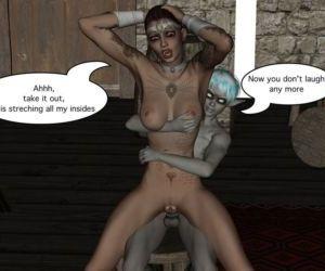 The Sex Elf Quest - part 9