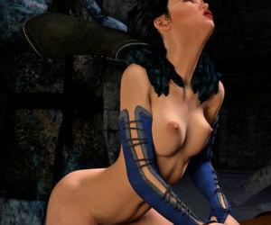 Hibbli3D – Sorceress Lori Beyond Death - part 5