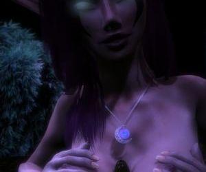 Goblin meets Night Elf - part 2