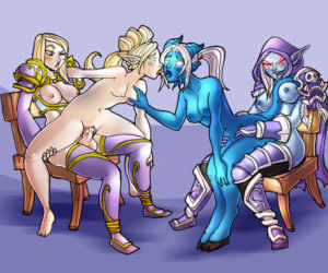Warcraft Futa - part 11