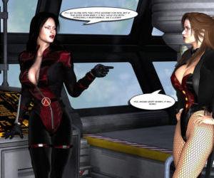 Legion Of Superheroines 47 - 57 - part 8