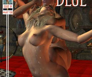 Saffyre Blue 9
