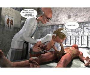 Holly's Freaky Encounters- Night Shift Nurse - part 4