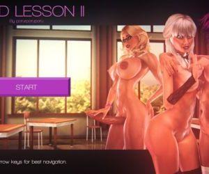 Hard Lesson 2 - Part 1