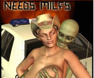 Mars Needs MILFS