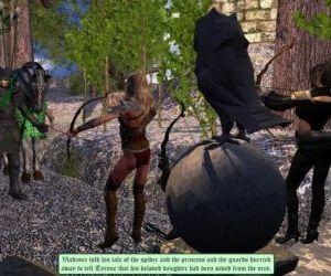 3d Story arc