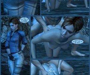 Lady & Cop VS Penetrator - part 2