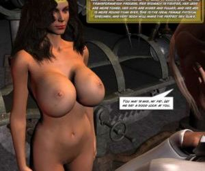 Blunder Woman Vs. Mother Superior - part 7