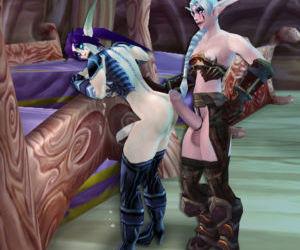 Shikrons World of Warcraft Screenshot Manipulations  -..
