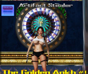 The Golden Ankh - Chapter 1-4
