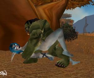 World of Warcraft Screenshot Manipulations - part 8